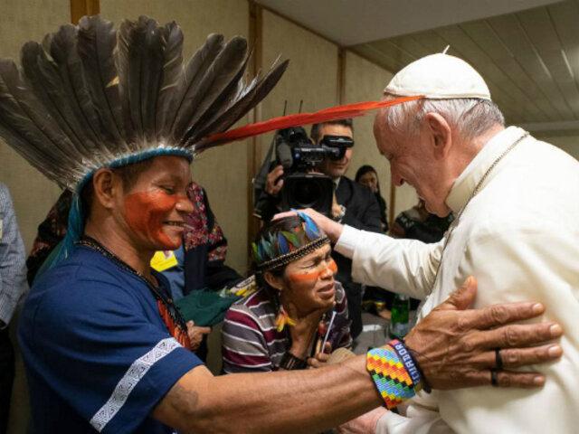 Vaticano: Papa Francisco ordena sacerdotes a hombres casados en el Amazonas