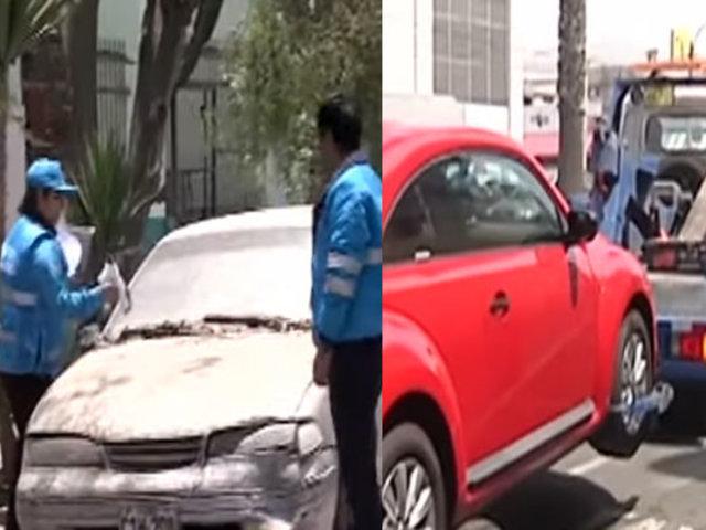 Magdalena: más de mil soles de multa por estacionar mal tu vehículo