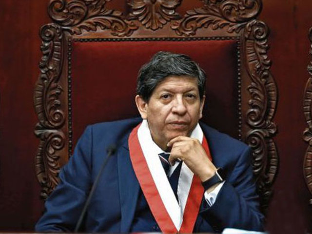 Cierre del Congreso: Tribunal Constitucional decide hoy si admite demanda de Olaechea
