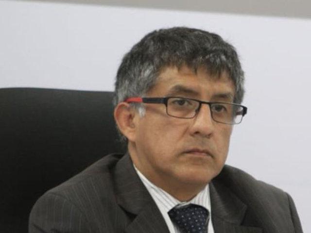 Concepción Carhuancho: PJ declara infundada recusación que planteó Nadine Heredia