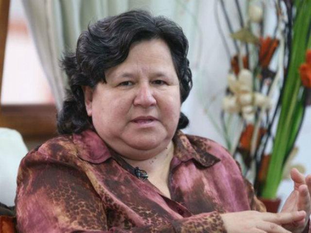 Ariela Luna juramentó como nueva ministra de Desarrollo e Inclusión Social