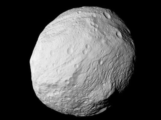 Descubren el planeta más pequeño del Sistema Solar