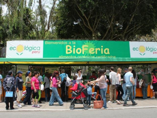"""Miraflores: Bioferia del parque """"Reducto"""" con los días contados por queja de vecinos"""