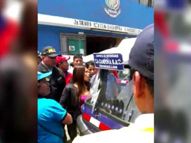 Chorrillos seguirá firme en proceso de reordenamiento vehicular de mototaxis