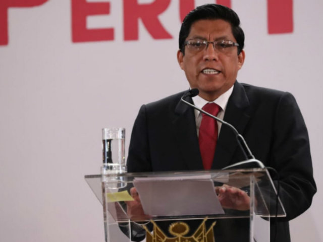 Elecciones 2020: Zeballos exhorta a candidatos a plantear propuestas constructivas