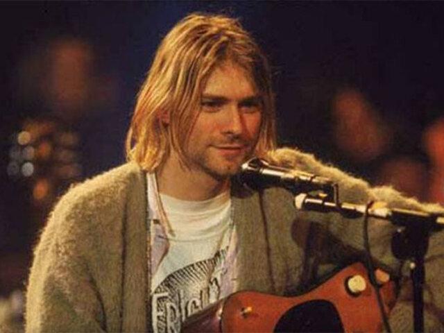 Subasta de la chaqueta del cantante Kurt Cobain alcanzó cifra récord