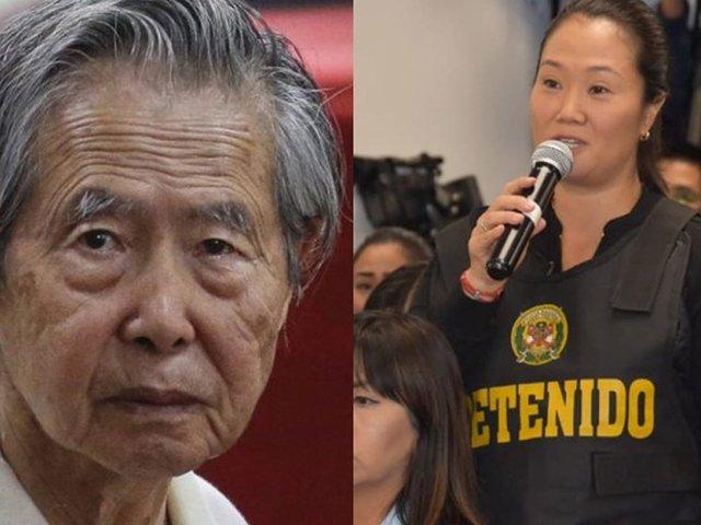 Alberto Fujimori publica nueva carta para responderle a su hija Keiko