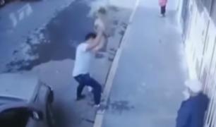 Huancayo: hombre mata a cachorro tras lanzarlo por los aires