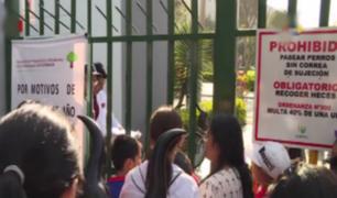 """La Molina: vecinos de la Urb. """"La Estancia"""" recibirán multa por discriminación"""