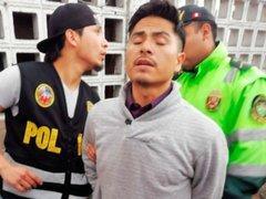 'Corta caras' recibió siete meses de prisión preventiva