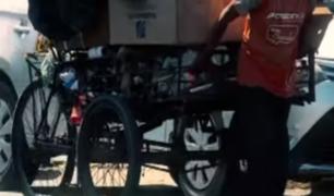 'Los lechuceros de Huandoy': banda se hacía pasar por recicladores