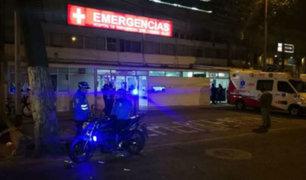 Miraflores: taxista fue asesinado a cuchilladas tras discusión