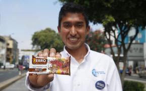 Ayacuchano que creó galletas antianemia pasó a semifinal en concurso de History Channel