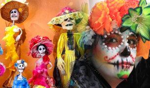 Así se realiza la celebración del Día de Muertos en México