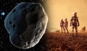 La minería espacial se convertirá pronto en una importante fuente de materias primas