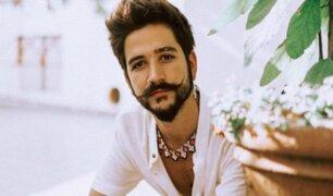 Camilo tras cancelación de concierto: ''A mí no me están pagando nada''