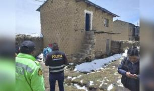Puno: delincuentes asesinan a anciano de 90 años y a su hija dentro de su vivienda