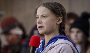 """Greta Thunberg pide ayuda para encontrar """"transporte"""" ecológico que la lleve a la COP25 en España"""