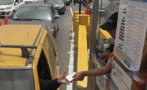 Línea Amarilla: admiten a trámite hábeas corpus de regidores contra peajes