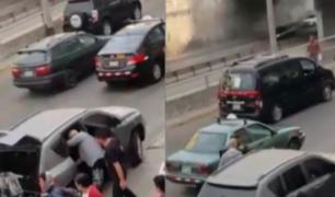 Familia de taxista asesinado pide que no liberen a conductor agresor
