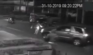 SMP: la rápida reacción del dueño de una botica que embistió a delincuentes