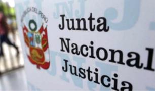 Víctor Hugo Quijada: Comisión debe elegir profesionales probos para la JNJ