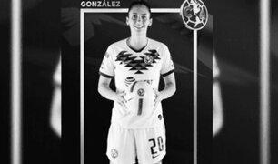 Conmoción en México: fallece joven promesa del fútbol femenino