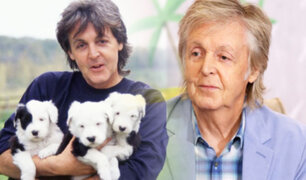 Paul McCartney relanza canción para frenar la experimentación animal