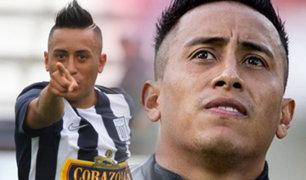 Christian Cueva: Alianza Lima no descarta su regreso al cuadro Blanquiazul