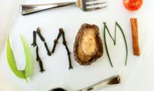 El quinto sabor que usted no conocía: el Umami