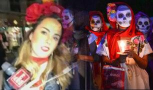 EXCLUSIVO | Desde México, la celebración del Día de Muertos