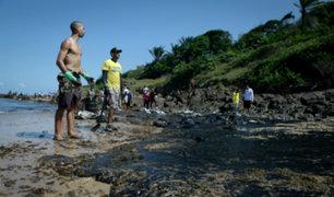 Brasil: descubren origen de petróleo que contamina las playas