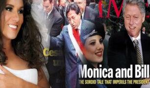 Políticos envueltos en escándalos amorosos: los casos más recordados