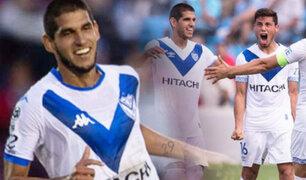 Superliga Argentina: Luis Abram fue titular en empate de Vélez Sarsfield