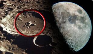 China: revelan datos del misterioso material hallado en la cara oculta de la Luna