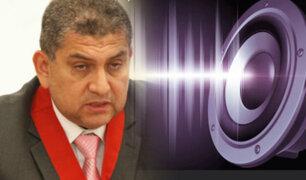 EXCLUSIVO | Más audios: juez de caso Cuellos Blancos tiene audio con Hinostroza