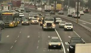 Panamericana Sur: ¡cuidado con las multas! entró en vigencia Pico y Placa para camiones