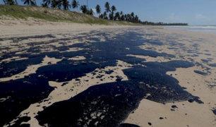 """Bolsonaro alerta sobre derrame de petróleo en Brasil: """"Lo peor está por venir"""""""