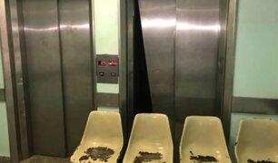 Por falla en ascensor de edificio, niño muere trágicamente