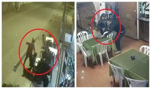 Carabayllo: delincuentes armados asaltan a clientes y trabajadores de restaurante