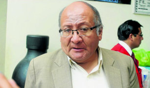 Alcalde de Tarma falleció esta madrugada de un paro cardíaco