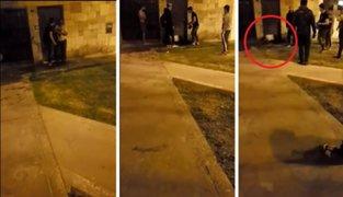 Acusan a extranjeros de golpear brutalmente a un anciano hasta provocarle la muerte