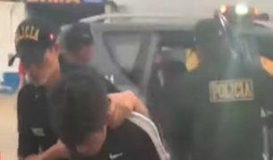 La Libertad: desarticulan banda dedicada a robos al paso