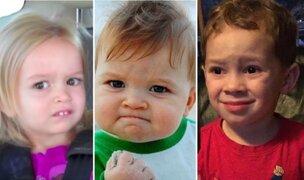FOTOS: Así lucen los 5 niños que fueron los memes más populares de Internet