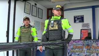 "San Isidro: con modalidad de ""forado"", roban $20 mil en casa de cambio"