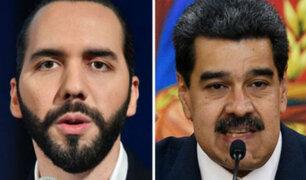 Nuevo enemigo político: Gobierno de El Salvador expulsó al cuerpo diplomático de Nicolás Maduro