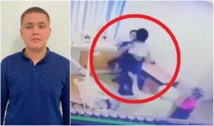 Dentista es captado maltratando a niño de 7 años