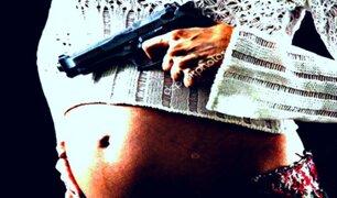 Mujer embarazada asesina a delincuente que intentó robar su casa