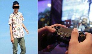 Adolescente muere tras jugar videojuegos durante toda la noche