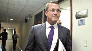 Barata será nuevamente interrogado por la Fiscalía peruana desde el 11 de diciembre